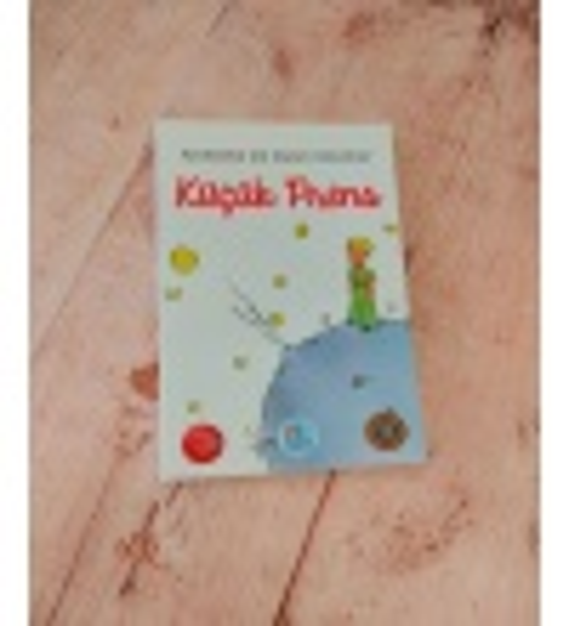 Küçük Prensin Hayalleri Masa Üstü Notluk Ve Başucu Kitabı Unutulmaz 2Li Hediye Seti