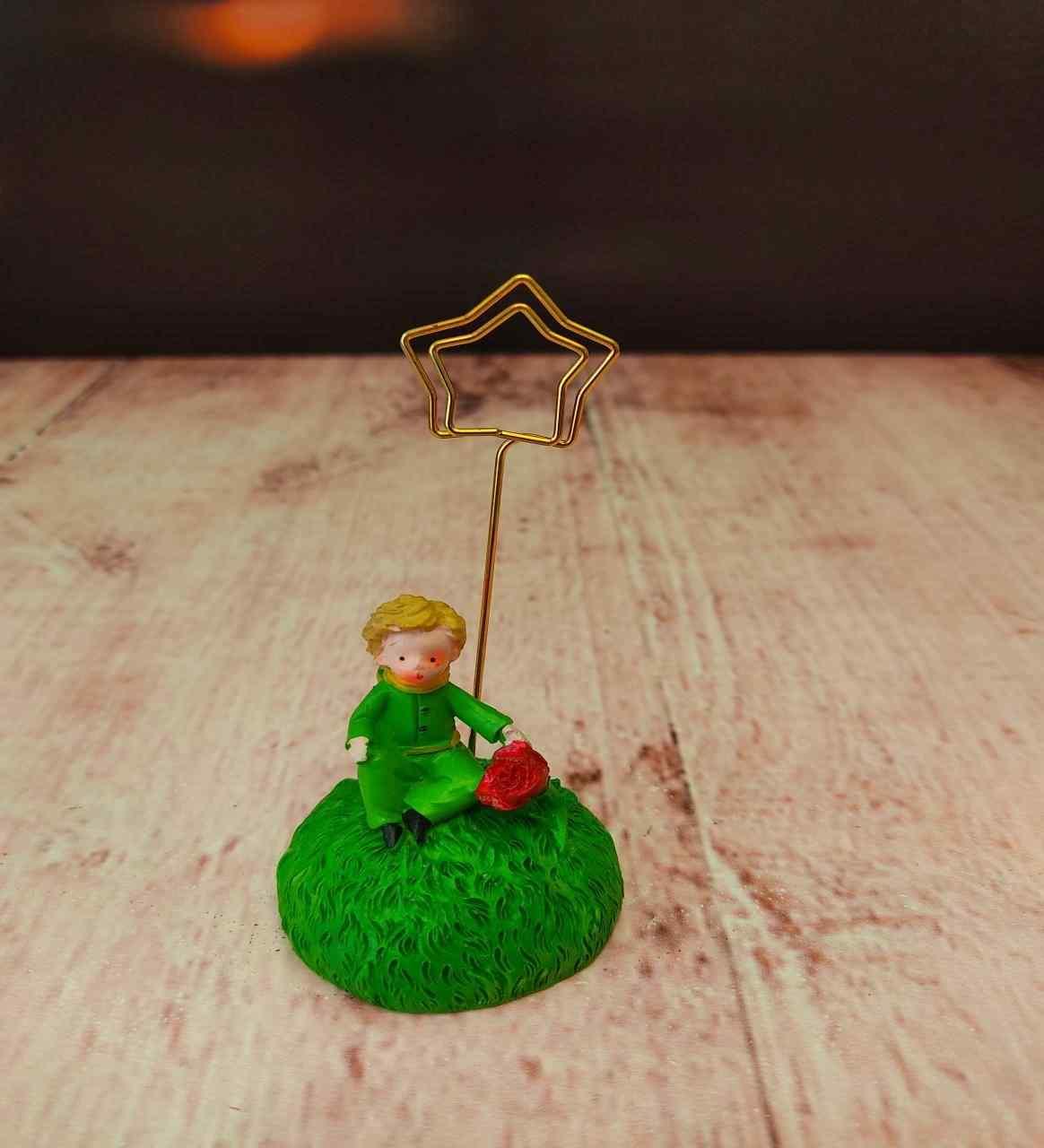 Küçük Prensin Sihirli Günü Masa Üstü Notluk Ve Başucu Kitabı Unutulmaz 2Li Hediye Seti