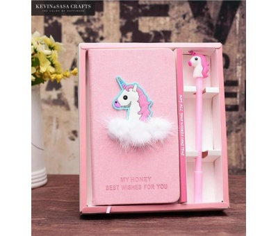 Unicorn Defter Kalem Set
