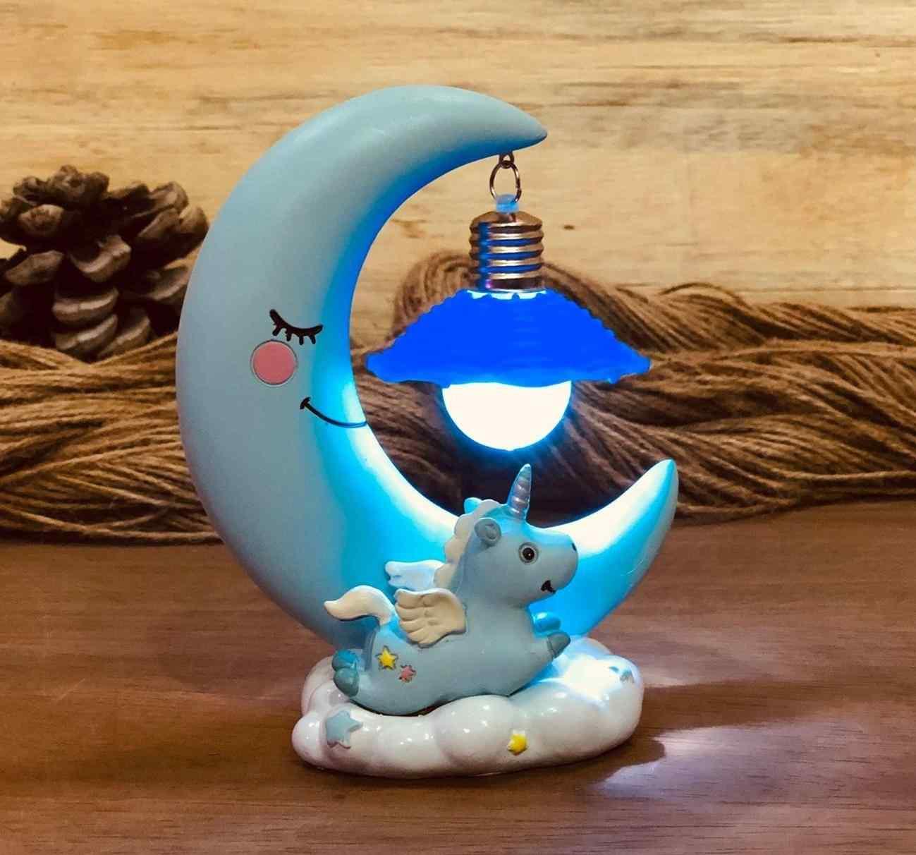 Ponçik Maviş Unciron Sihirli Gece Lambası