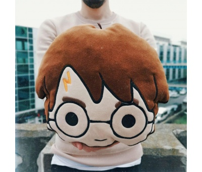 Harry Potter Polar Peluş Yastık