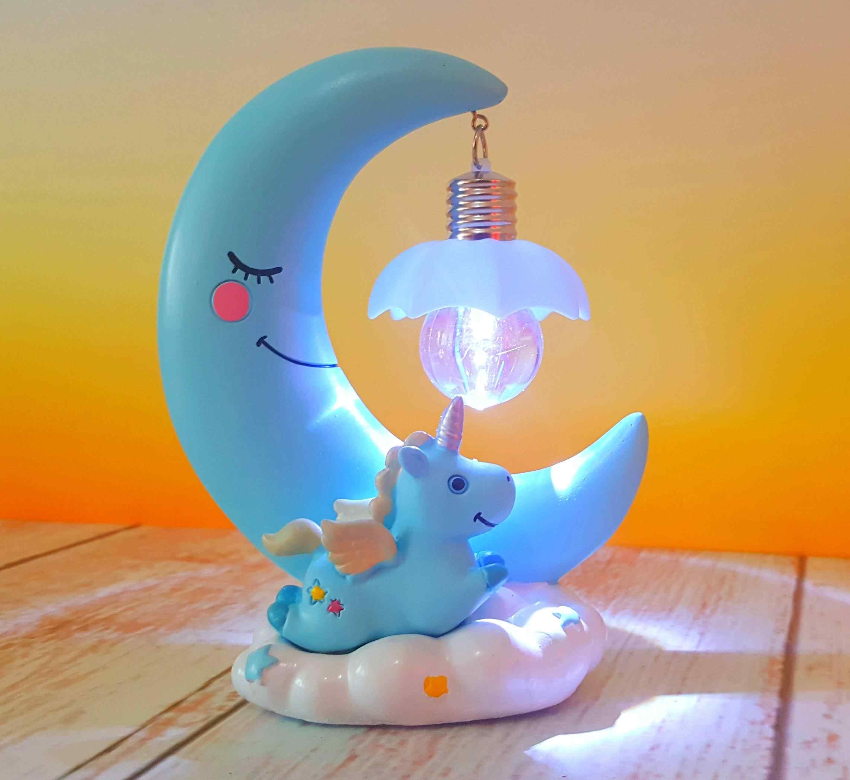 Unicorn Sihirli Gece Lambası