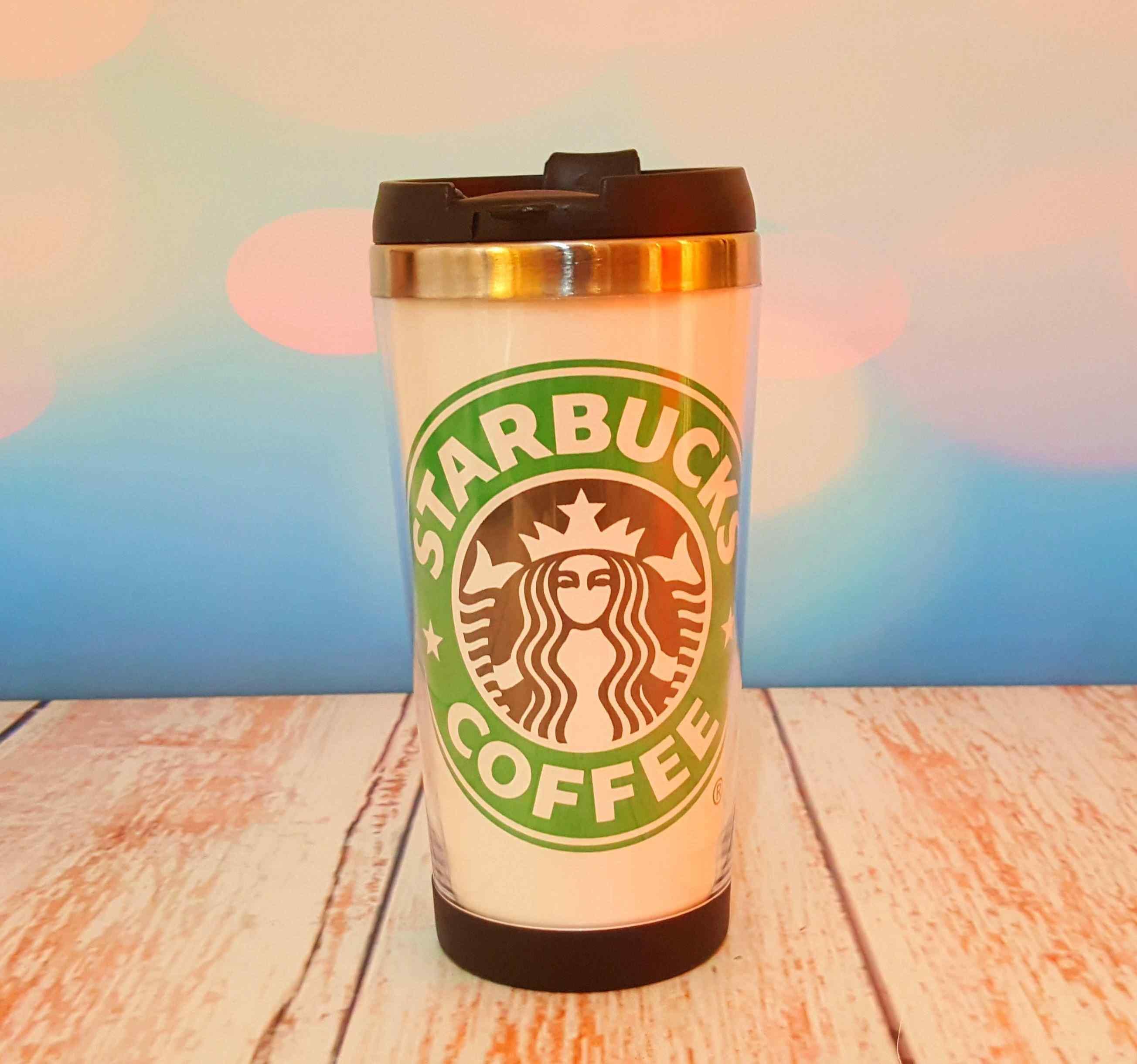 Starbucks Çelik Termos