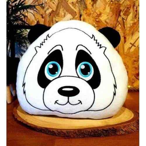Sevimli Panda Yastık