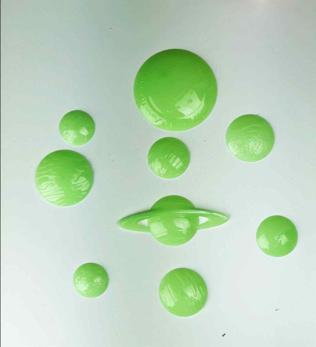 Fosforlu Yeşil Gezegenler