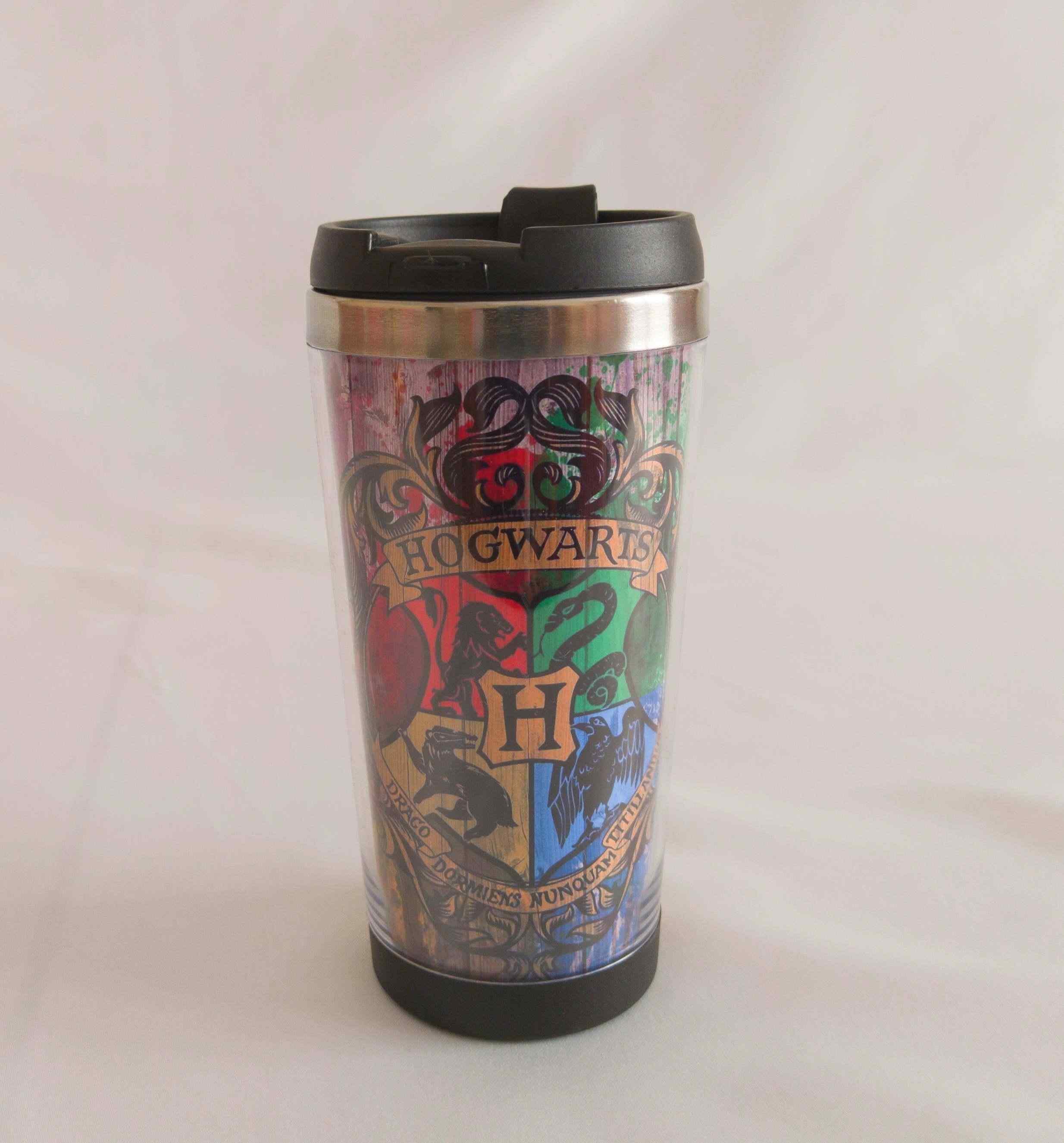 Harry Potter Çapulcu Haritası, Davet Mektubu Ve Çelik Termos Arkadaşa 3Lü Hediye Seti